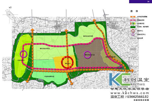 区位分析目的在于分析休闲农业开发项目所在县(市),镇(乡)的